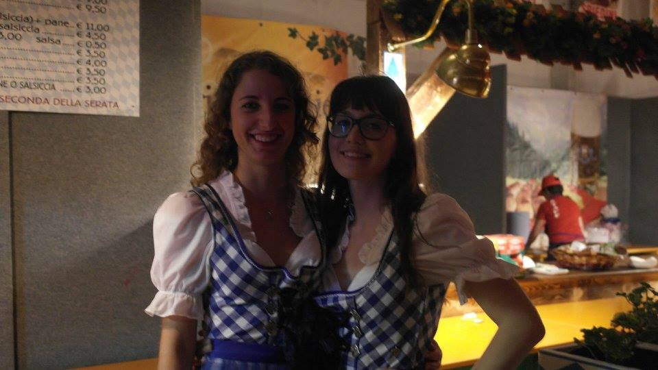 Abiti bavaresi - Festa della birra