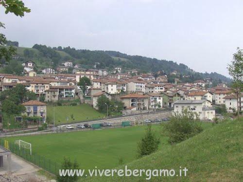 3 Paese di Bossico comune Provincia di Bergamo informazioni