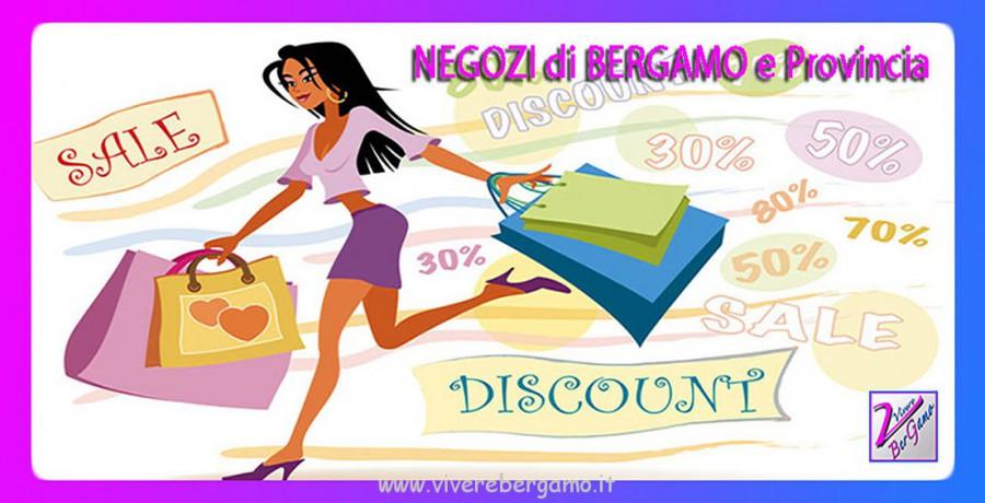 PORTALE NEGOZI di Bergamo