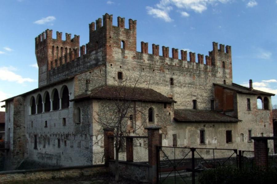 Castello antico di Malpaga Cavernago Bg