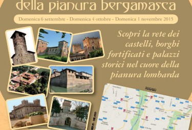 Castelli Aperti nella Pianura Bergamasca