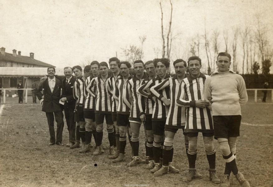Atalanta anno 1913-14