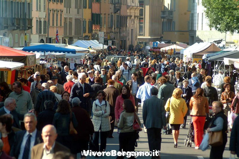 Fiere provincia di Bergamo
