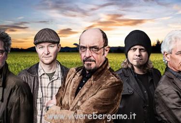 JETHRO TULL concerto 2015 Bergamo