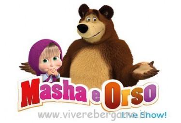 Masha e Orso Bergamo Creberg