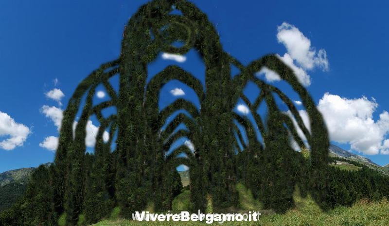 cattedrale vegetale bergamo