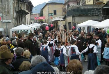Mercatino Natale 2015 Cazzano Sant' Andrea