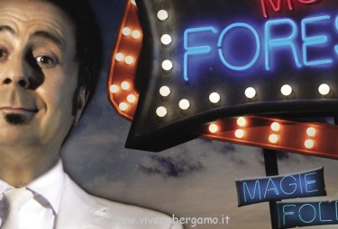 Mister FOREST – Teatro Comico Dalmine
