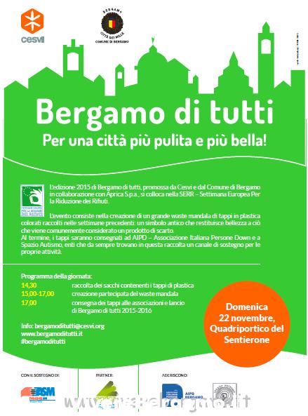 Bergamo per tutti