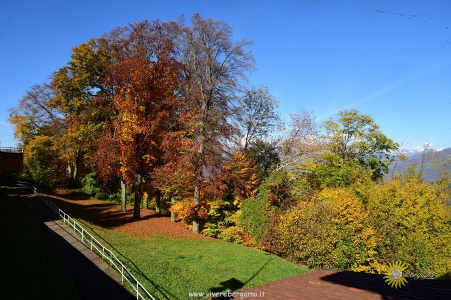 bergamo autunno
