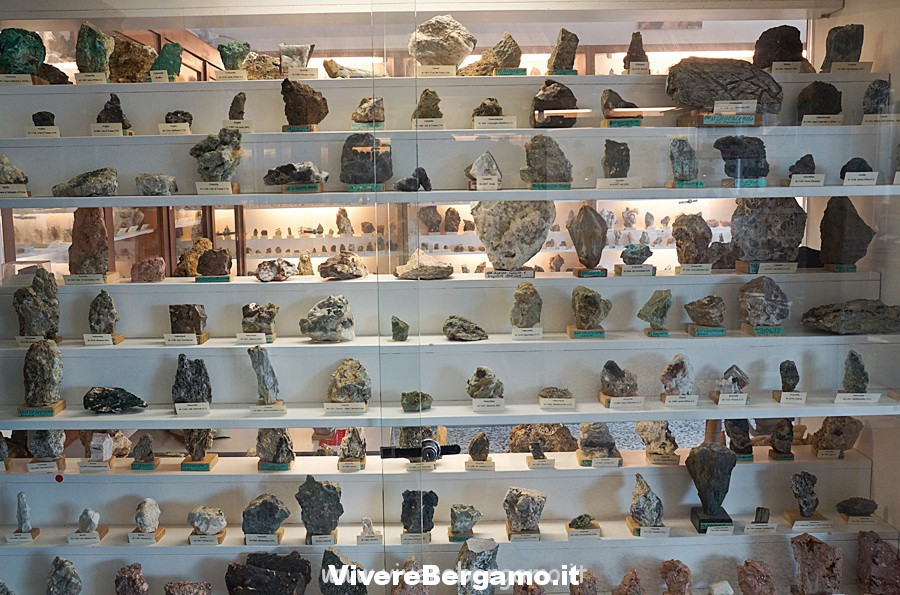 museo minerale zorzone
