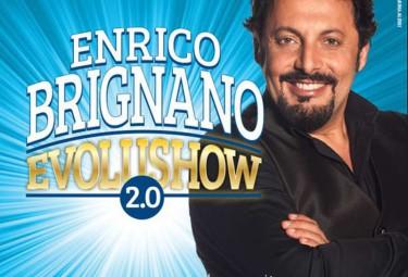 Enrico brignano evolushow Bergamo