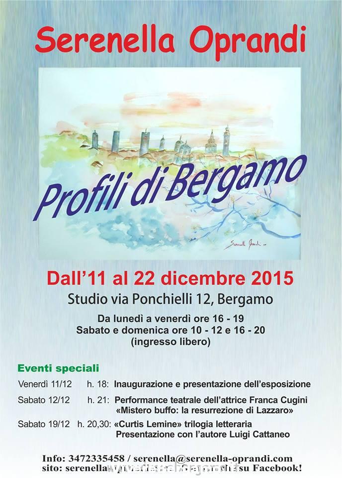 Profili di Bergamo, Serenella Oprandi