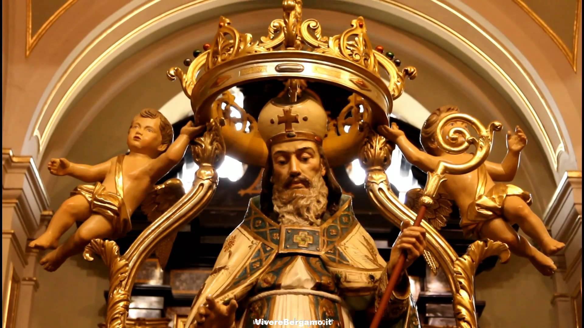 San Nicola Patrono riva di solto