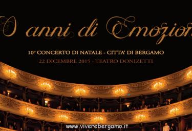 Concerto di Natale 2015 Bergamo