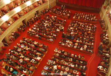 Prosa teatro gaetano Donizetti Bergamo