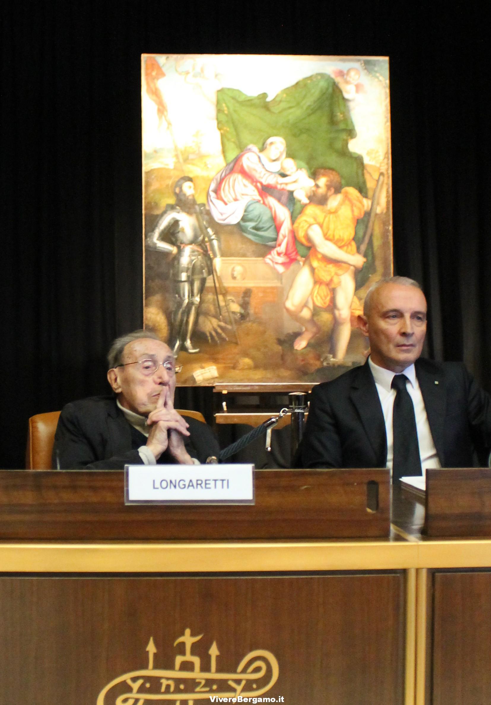Conferenza stampa - Trento Longaretti