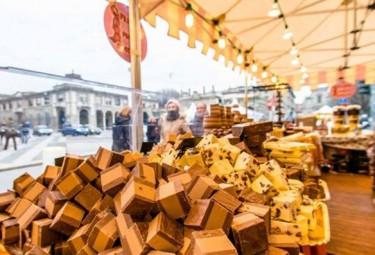Festa del cioccolato Bergamo
