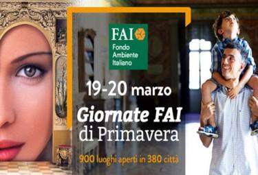 Giornata Fai primavera 2016 Bergamo