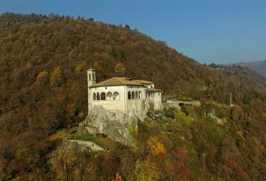 Santuario Colzate San Patrizio