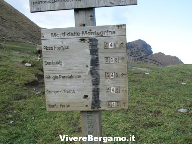 Sentieri Val Gandino