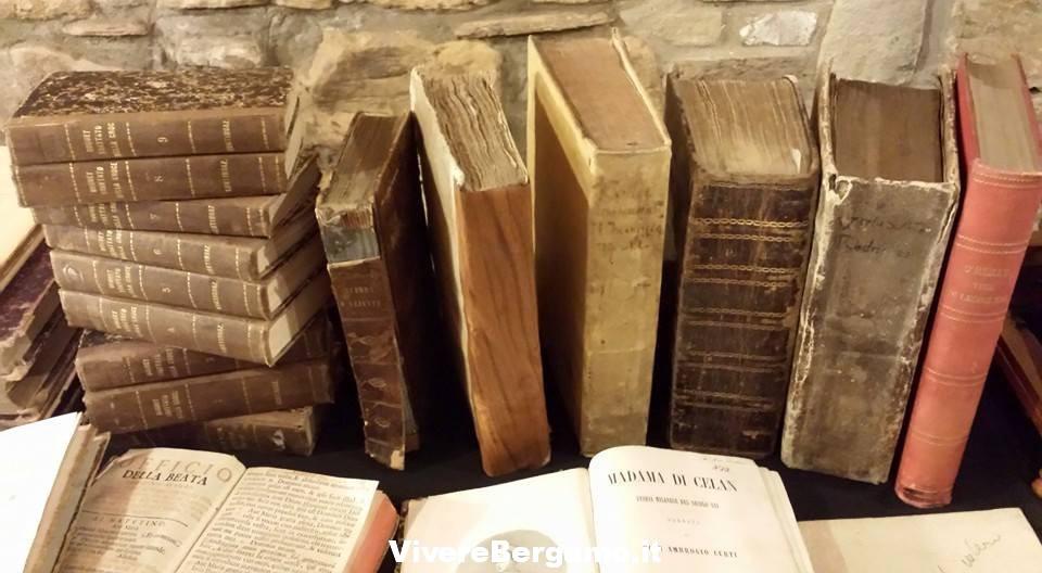 libri antichi Cascina fui Costa di Mezzate