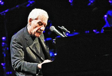 maestro Paolo Conte Bergamo