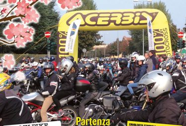 Cavalcata orobica Primavera 2016