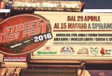 Street Bier Fest 2016 a Spirano