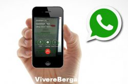 Video chiamate con whatsapp