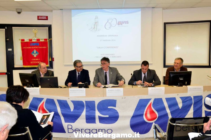 Avis comunale Bergamo