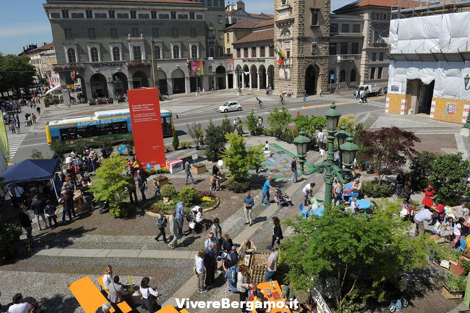 Festival dell'Ambiente Citta' di Bergamo
