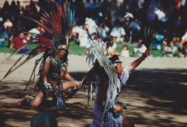 Pow Wow americani nativi
