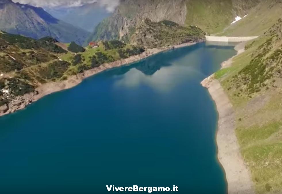 Lago del Barbellino Rifugio Curò – Valbondione