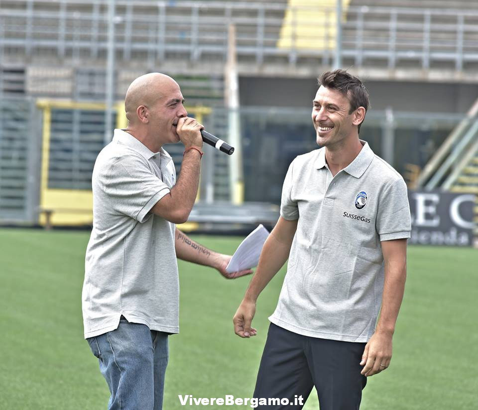 Gianpaolo Bellini Team atalanta
