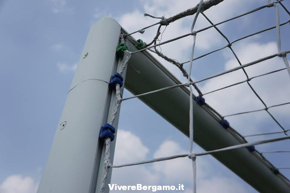 Incrocio dei pali stadio Bergamo