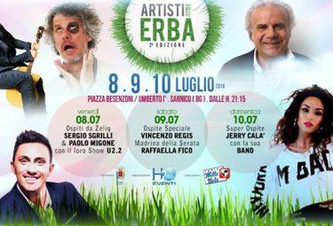 Spettacoli Sarnico 8 9 10 luglio 2016