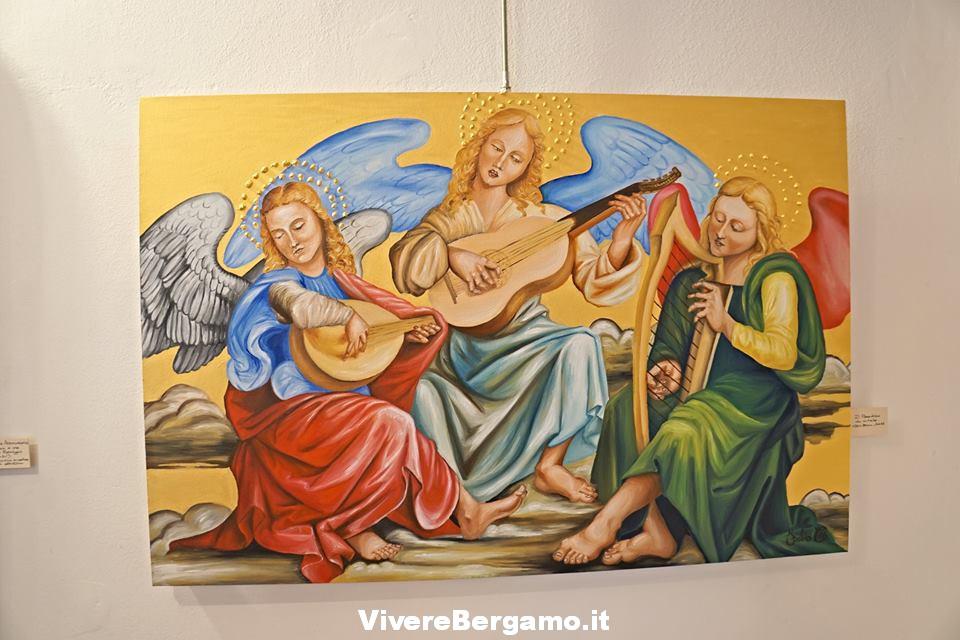Mostra di Fabio Campana Gandino