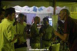 Oscar De Pasquale,Vino Umano- Bergamo