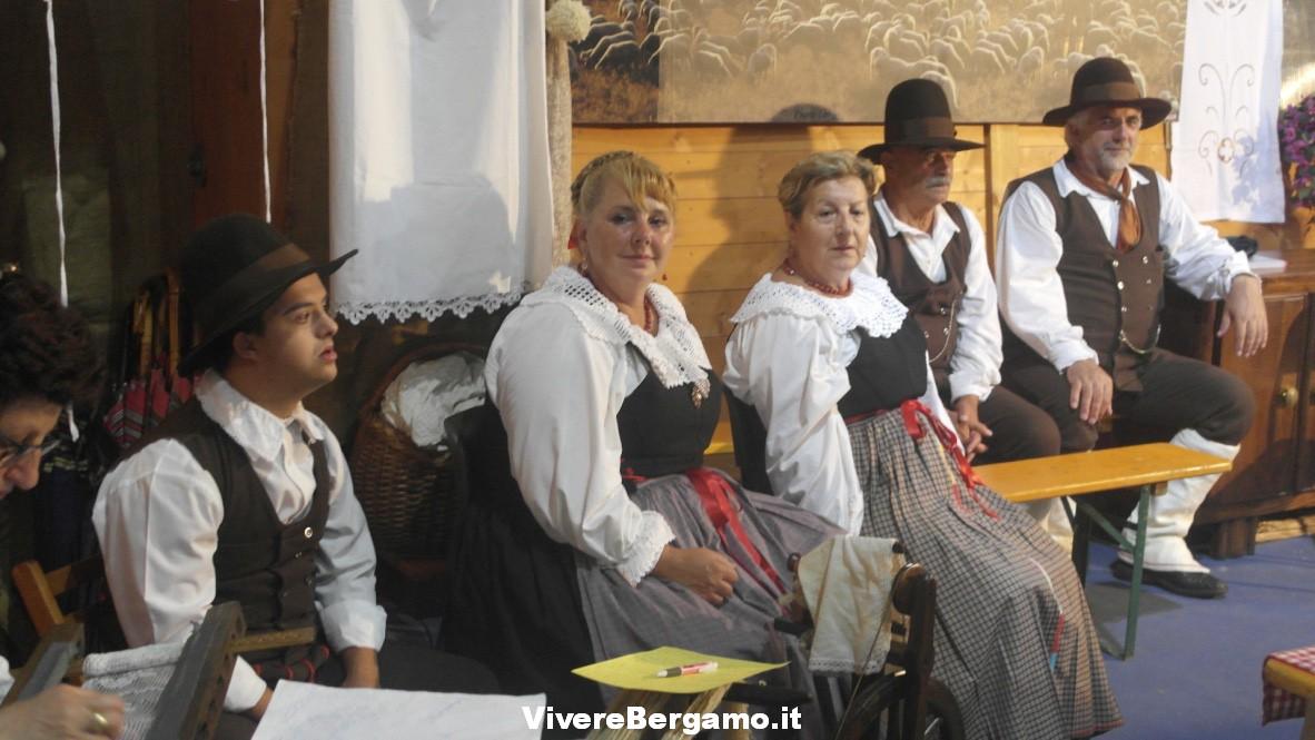 Parre, Gruppo folcloristico