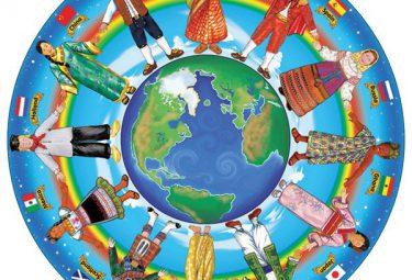 Pianeta Terra e i bambini