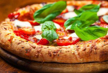 Pizza solidale Bergamo