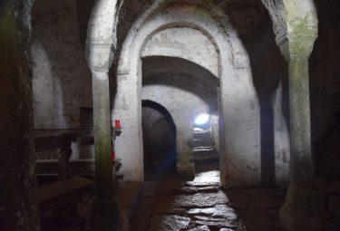 Cripta di San Glisente