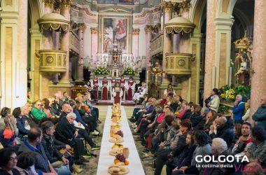 Golgota, la collina della vita dal 23 marzo al 29 aprile 2017