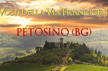 """La proiezione del documentario """"I volti della Via Francigena"""" a Petosino"""