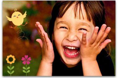 Yoga della risata, ridere con i nostri bambini per vivere meglio insieme