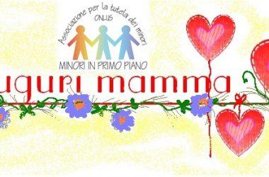 Auguri per la Festa della mamma