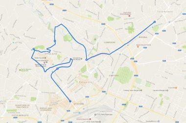 Domenica 21 maggio il Giro d'Italia arriva a Bergamo