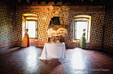 """""""Fuge"""" fa tappa nel castello di Gorzone, un escape castle in Valle Camonica"""