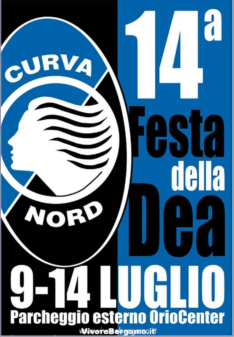 Festa della dea atalanta 2015 Bergamo
